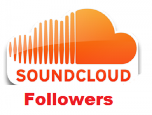 soundcloud follwers